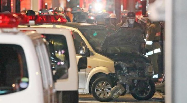 9 جرحى بحادث دهس وسط العاصمة اليابانية طوكيو