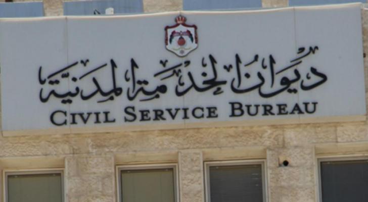 ديوان الخدمة المدني