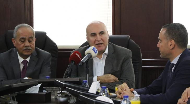وزير الدولة لشؤون الإستثمار مهند شحاده