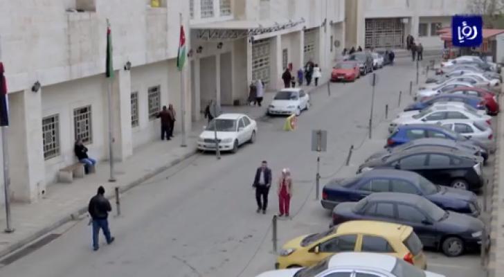 مستشفى البشير - من الفيديو