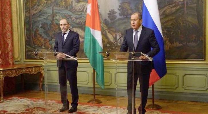 شدد الوزيران على أهمية التنسيق المشترك في جهود حل الأزمة السورية
