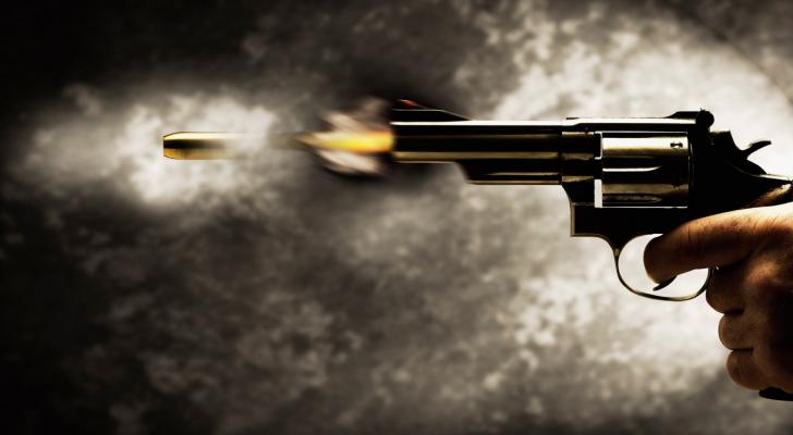 مسدس - ارشيفية