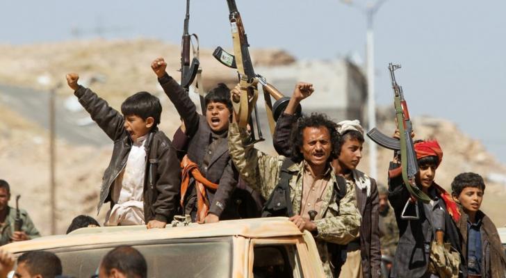 الحوثيون - ارشيفية