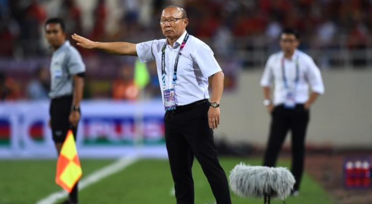 مدرب المنتخب الفيتنامي هانغ سيو