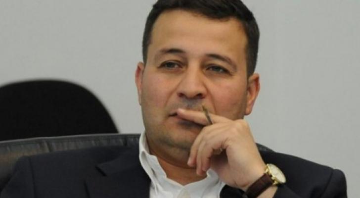 الوزير محمد أبو رمان