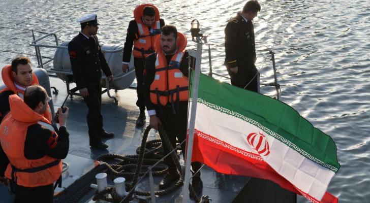 صورة من المياه الإقليمية الإيرانية - أرشيفية