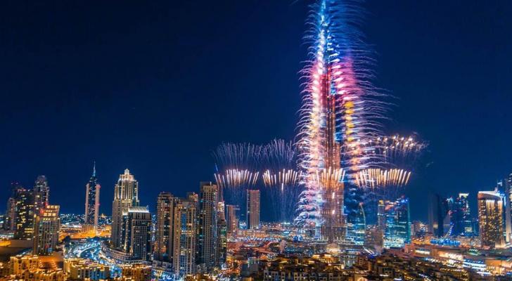 برج خليفة - ارشيفية