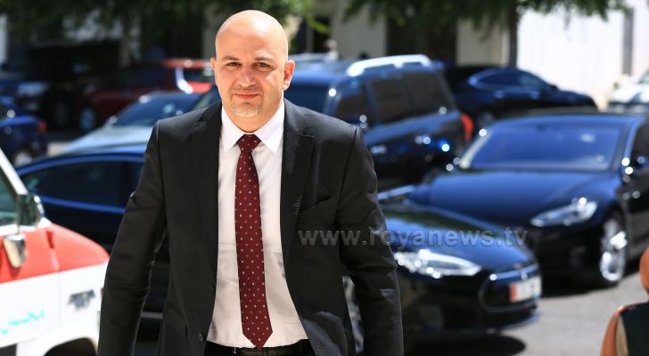 وزير الاتصالات وتكنولوجيا المعلومات مثنى الغرايبة