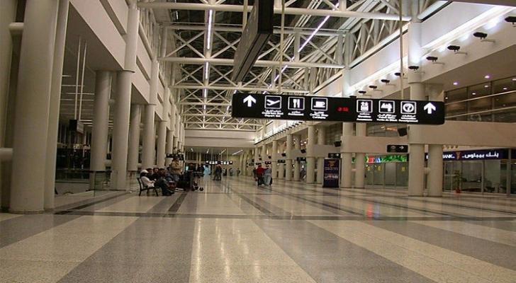 مطار الحريري - ارشيفية