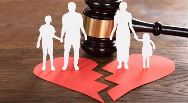 تعبيرية عن الطلاق