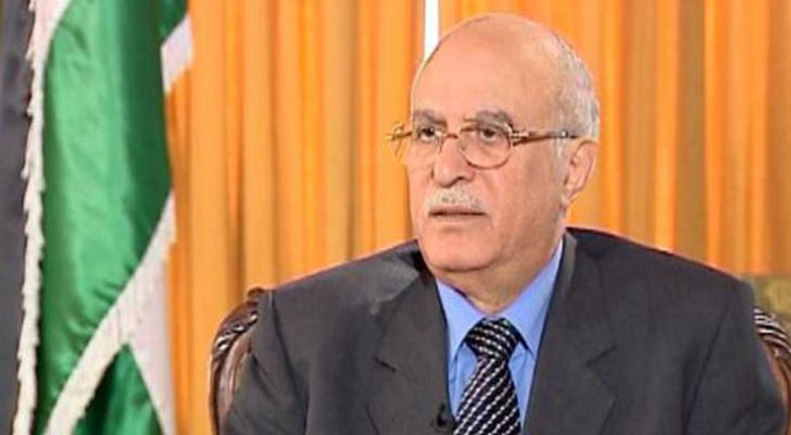 وزير الاعلام الأسبق طاهر العدوان