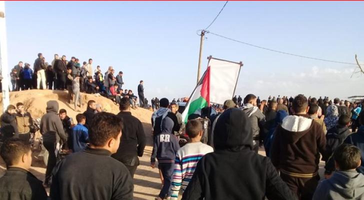 شهيدان و17 اصابة على حدود غزة