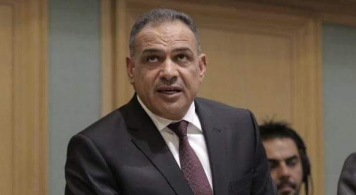 عضو مجلس النواب مصلح الطراونة