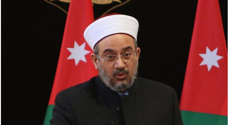 وزير الاوقاف الدكتور عبدالناصر ابو البصل