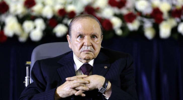 الرئيس الجزائري، عبد العزيز بوتفليقة