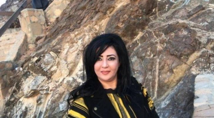 سيدة الأعمال المصرية منى الغضبان
