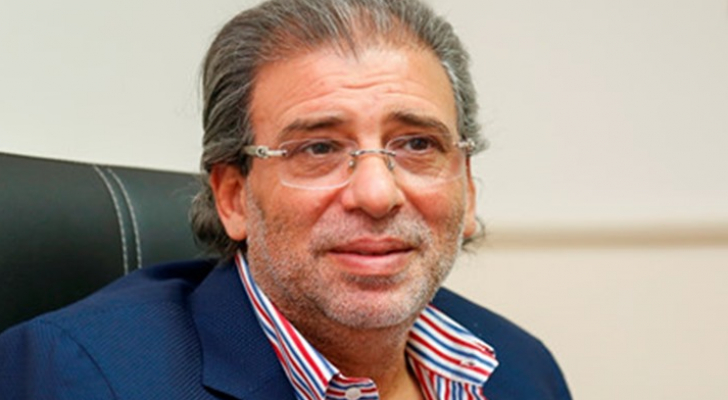 المخرج والبرلماني المصري خالد يوسف