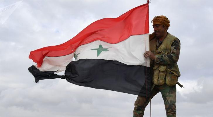 مسلح في سوريا - ارشيفية