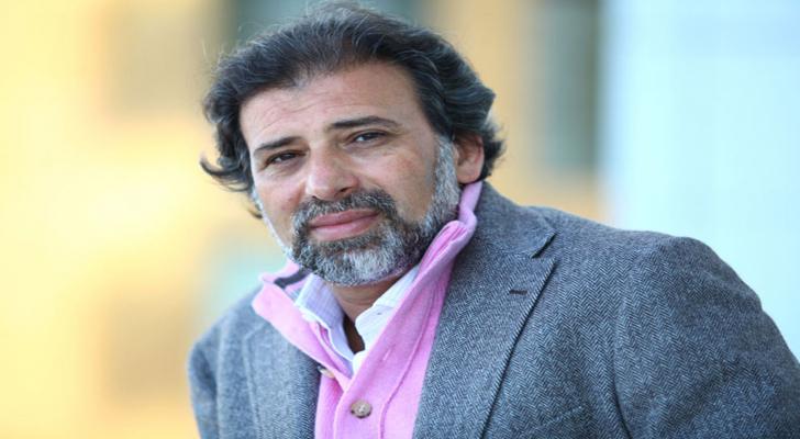 البرلماني المصري خالد يوسف