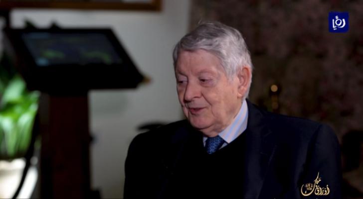 الخبير الاقتصادي والعين والوزير الأسبق الدكتور طاهر كنعان
