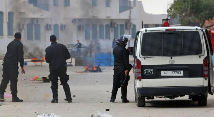 الشرطة التونسية - ارشيفية