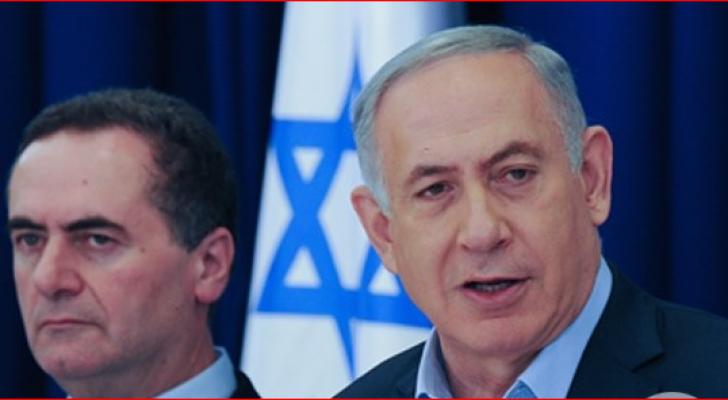 """نتنياهو يعين """"كاتس"""" قائما بأعمال وزير خارجية الاحتلال"""