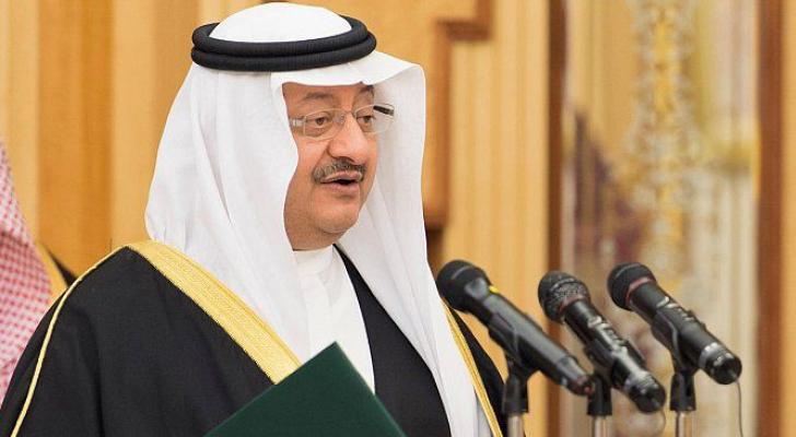 الأمير عبدالله بن فيصل بن تركي - ارشيفية