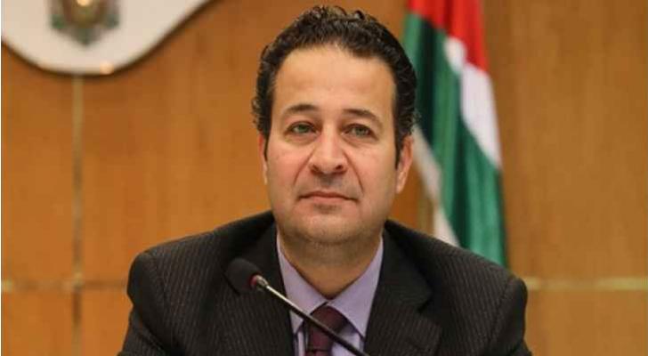 وزير الشباب الدكتور محمد أبورمان