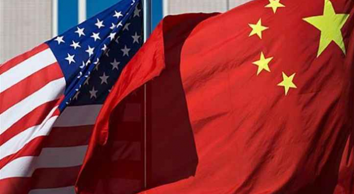 علما امريكا الصين