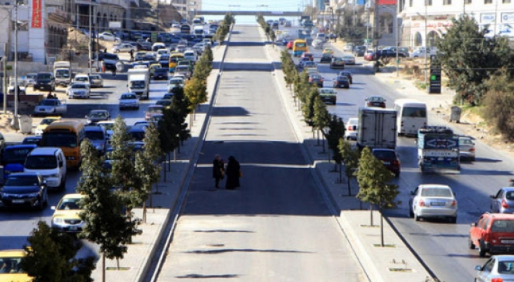 الباص السريع - عمان