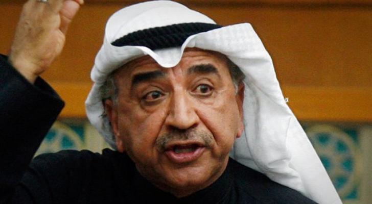 النائب الكويتي السابق، عبدالحميد عباس دشتي