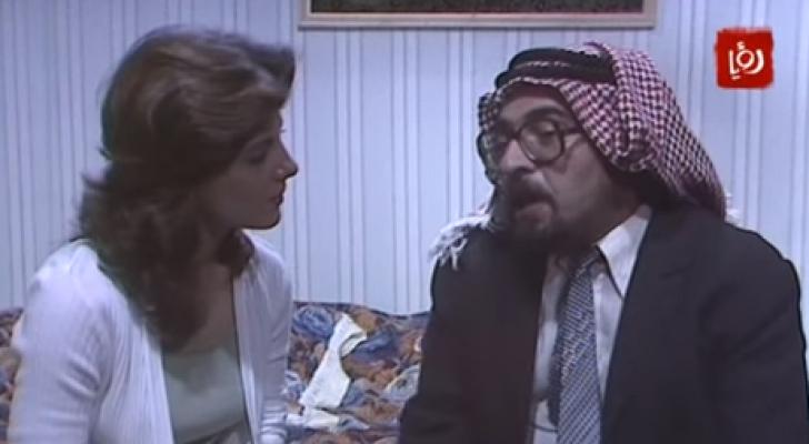 """لقطة من """"مسلسل حارة ابو عواد"""""""