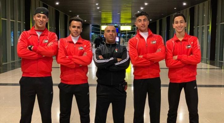 ميداليتان للأردن ببطولة كأس الفجر الدولية لرفع الأثقال بإيران