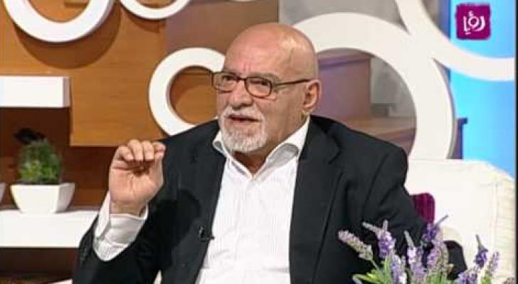 الفنان الأردني الكبير نبيل المشيني