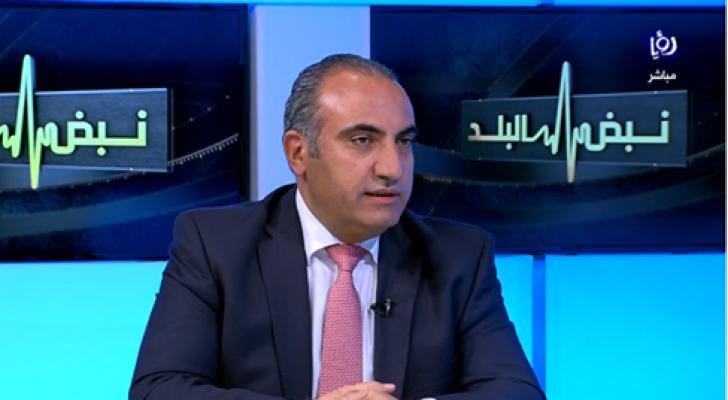 أمين عمان يوسف الشواربة