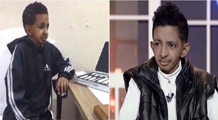 الشاب السعودي عبد الرحمن الشهراني