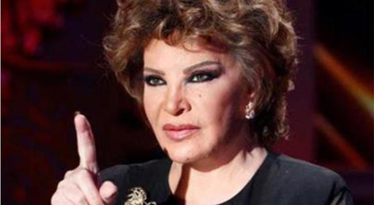 الفنانة المصرية صفية العمري - ارشيفية