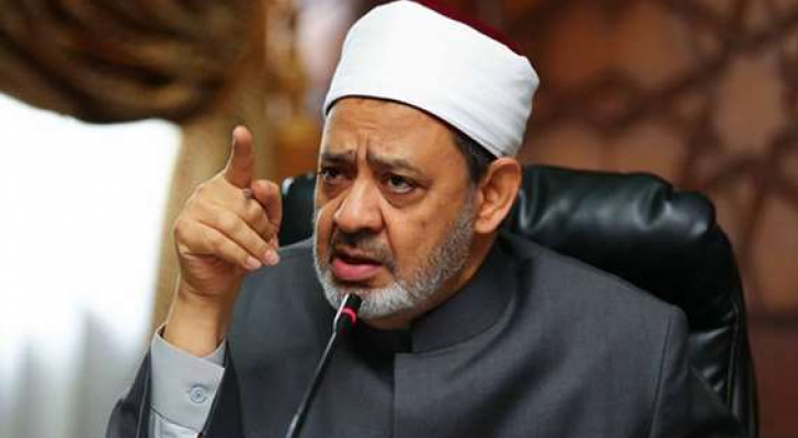 الدكتور أحمد الطيب شيخ الأزهر - ارشيفية