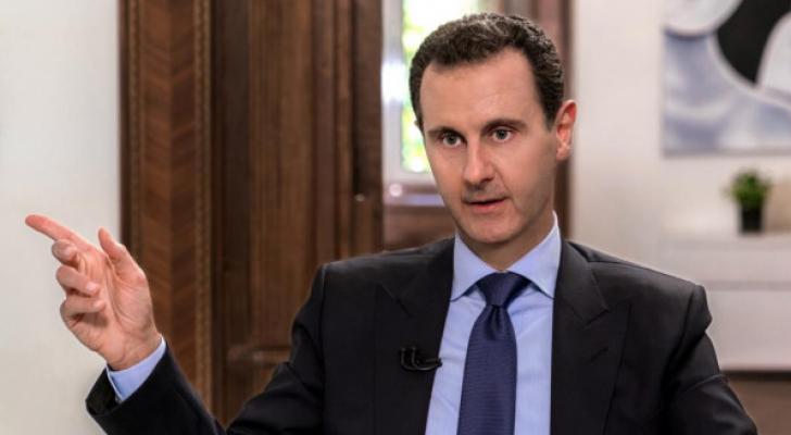 الرئيس السوري بشار الأسد - ارشيفية