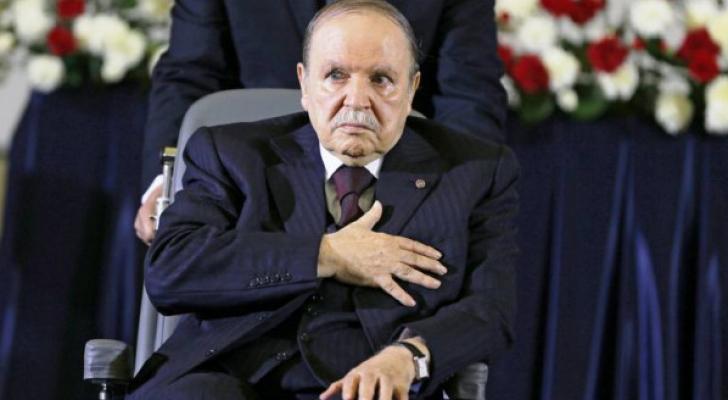 الرسمي الجزائري عبد العزيز بوتفليقة
