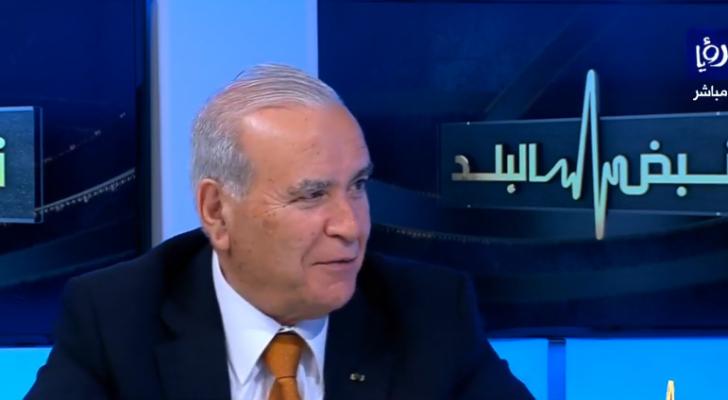 وزير التربية والتعليم والتعليم العالي، الاستاذ الدكتور وليد المعاني