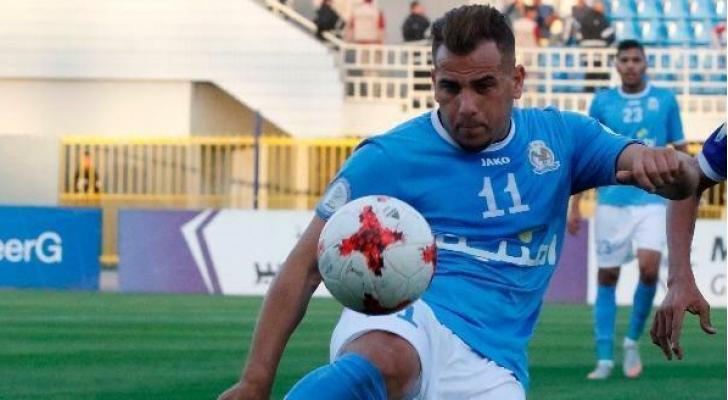 اللاعب عدي زهران - ارشيفية