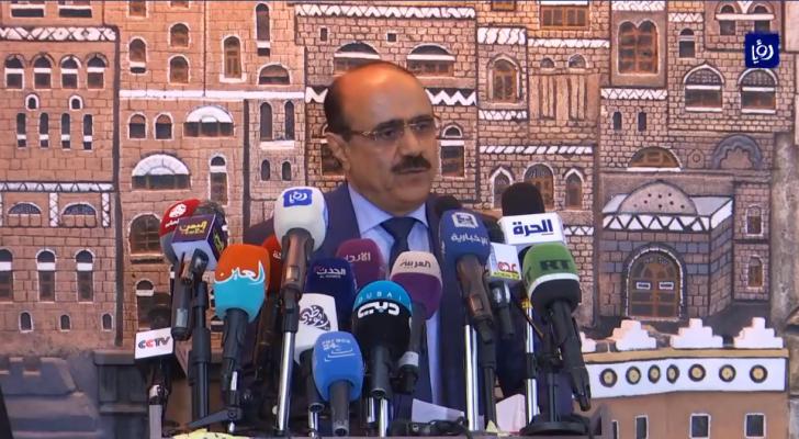 سفير الجمهورية اليمنية في الاردن علي العمراني