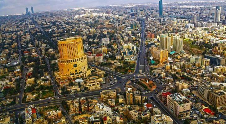العاصمة عمان تصوير فارس خليفة