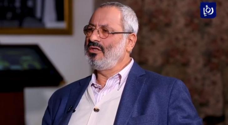 رئيس المجلس الاقتصادي والاجتماعي الدكتور مصطفى الحمارنة