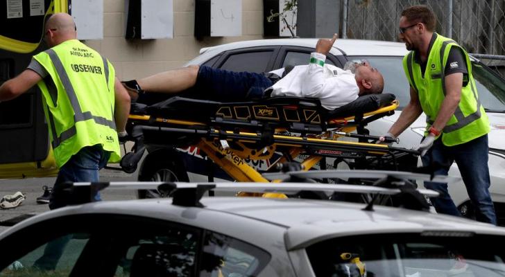 ضحايا بإطلاق نار على مسجدين في نيوزيلندا