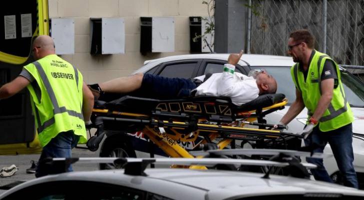 أحد المصابين في مذبحة مسجدي نيوزيلندا