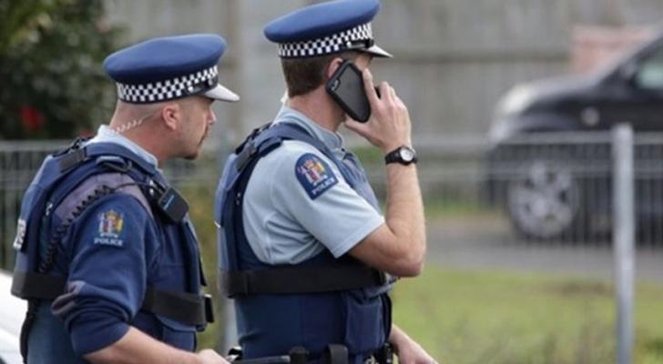 شرطة نيوزيلندا - ارشيفية