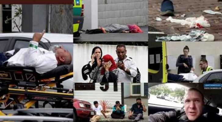 مذبحة المسجدين في نيوزلندا
