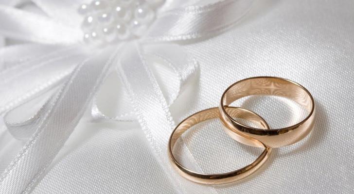 تعبيرية عن الزواج